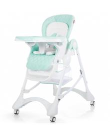 Детский стульчик для кормления Carrello Caramel (Каррелло Карамель) CRL-9501/3 Sky Blue (6900095000210) Цвет Синий