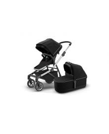Детская коляска с люлькой Thule Sleek (Midnight Black) (TH 11000007)
