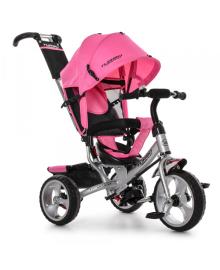 Велосипед Turbo Trike M 3113-6 Pink (M 3113-6)