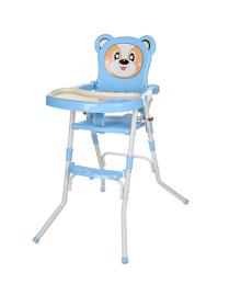 Стульчик для кормления Bambi 113-4 Blue (113-4)