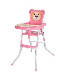 Стульчик для кормления Bambi 113-8 Pink (113-8)