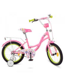 Детский велосипед PROFI 16д. Y1621-1 Bloom, розовый