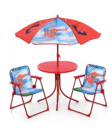 Детский столик 93-74-SP, Человек-паук, 2 стульчика