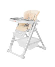 Детский стульчик для кормления Carrello Concord (Каррелло Конкорд) CRL-7402 Sand Beige (6900074000033) Цвет Бежевый