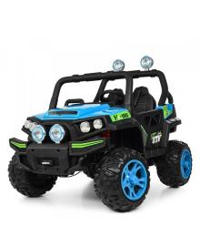 Детский электромобиль BAMBI M 3825 EBLR-4 Багги, 4 мотора, синий