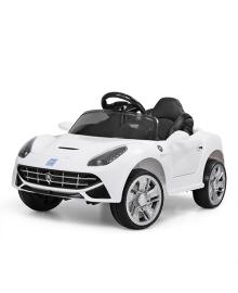Детский электромобиль BAMBI M 3176 EBLR-1, Ferrari, EVA колеса