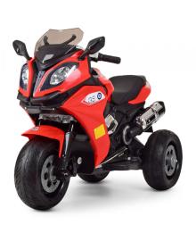 Детский электромотоцикл Bambi M 3913EL-3 Red (M 3913EL-3)