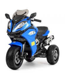 Детский электромотоцикл Bambi M 3913EL-4 Blue (M 3913EL-4)