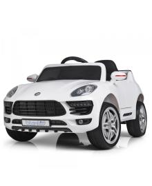 Детский электромобиль BAMBI M 3178 EBLR-1, Porsche, мягкое сиденье