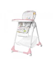 Детский стульчик для кормления Tilly Bistro (Тилли Бистро) T-641/2 Rose (6900121000085) цвет розовый