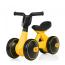 Детская каталка-толокар BAMBI M 4086-6, мотоцикл, желтая