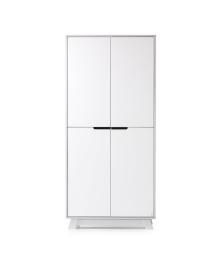 Шкаф Верес Manhattan 850 Бело-серый 39.32.2.17, 2100089846976