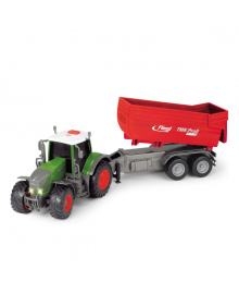 Трактор Dickie Toys Фендт 939 Варио с прицепом 41 см