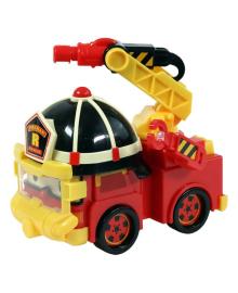 Машинка Robocar Poli Рой с аксессуарами