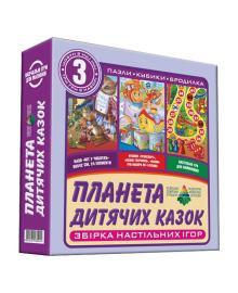Настольная игра Energy Plus Планета детских сказок 6001265