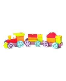 Поезд Cubika Радужный экспресс