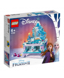 LEGO® I Disney Princess™ Эльзиными шкатулка для украшений 41168