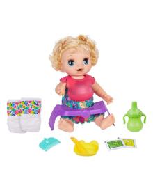 Кукла Baby Alive Счастливая Малышка E4894333, 5010993651825