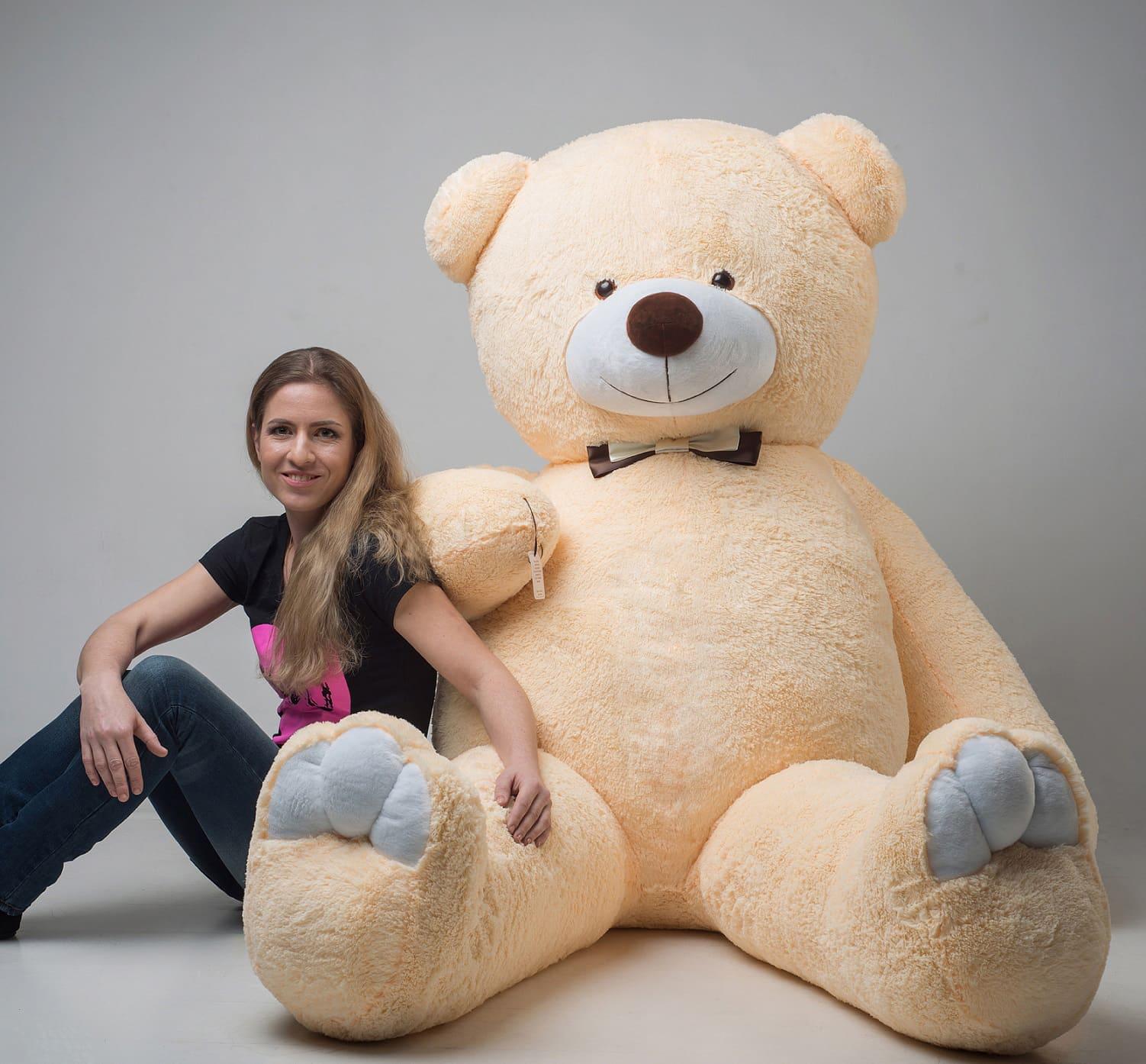 фотоподделки большой медведь каждый