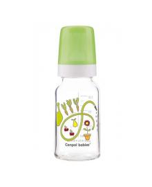 Стеклянная бутылочка Canpol babies, 120 мл (в ассорт) 42/202, 5903407422022