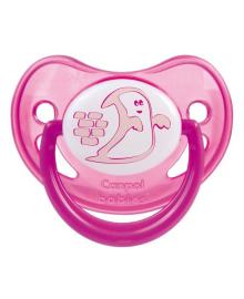 Пустышка силиконовая анатомическая Canpol babies Night dreams 0-6 мес (в ассорт)