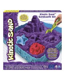 Кинетический песок Wacky-tivities Kinetic Sand Замок из песка, 454 г