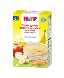 Первые органические хлопья HiPP нежные 250 г