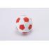 Ластик IWAKO Фубольный мяч красный (ER-961129-1)