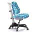 Детское кресло Mealux Match голубое Y-527ZB, 2100080417335