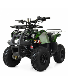 Электрический квадроцикл Profi HB-EATV1000D-10(MP3)