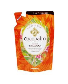 Шампунь для волос Saraya Cocopalm Luxury SPA Resort наполнитель, 500 мл