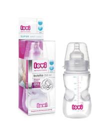 Бутылочка для кормления пластиковая Canpol babies Lovi Super vent, 250 мл 21/562