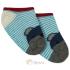 Детские антискользящие носки Медведь Berni