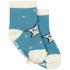 Детские антискользящие носки с начесом Звездочка Berni