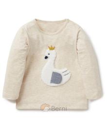 Кофта для девочки Лебедь Jumping Beans JB2418