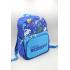 Детский рюкзак MAXLAND INTERNATIONAL ENTERPRISES LIMITED 11 л (MK 0917) Блакитний 11 л (1001)