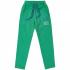 Штаны спортивные детские для девочек Бемби зеленые Bembi ШР478