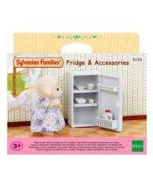 Игровой набор Sylvanian Families Холодильник 5155, 5054131051559