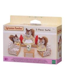 Набор Sylvanian Families Мягкая мебель для гостиной 4464, 5054131044643
