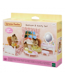 Набор Sylvanian Families Спальня для девочки 5285, 5054131052853