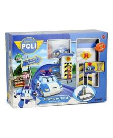 Игровой набор Silverlit Robocar Poli Подъемник