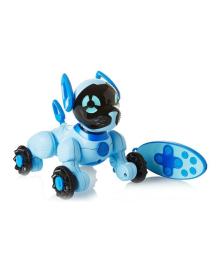 Интерактивный робот-щенок Wow Wee Чип голубой