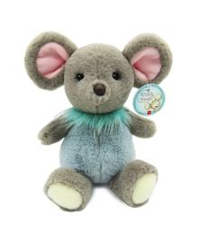Мягкая игрушка Aurora Мышонок-мальчик 25 см