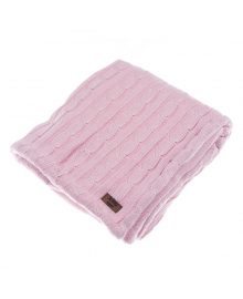 Одеяло Mari-knit Pink Soft 90х90