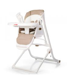 Детский стульчик -качели Carrello Triumph (Каррелло Триумф) CRL-10302 Cocoa Brown (6900103000089) Цвет Коричневый