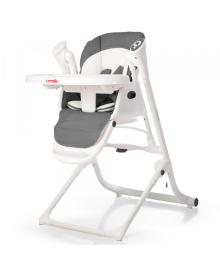 Детский стульчик -качели Carrello Triumph (Каррелло Триумф) CRL-10302 Palette Grey (6900103000096) Цвет Серый