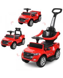 Детский электромобиль BAMBI M 3575 EL-3, каталка-толокар BAMBI M 3575 EL-3, красный BAMBI br / M 3575EL-3