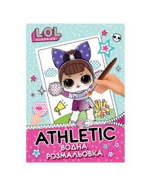 Водная раскраска YES LOL Athletic 742571