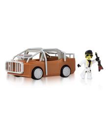 Коллекционная фигурка Roblox Large Vehicle The Abominator W3