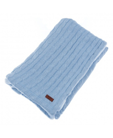 Одеяло Mari-knit Blue Soft 90х90